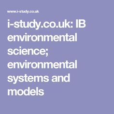 CostBenefit Analysis  Environmental Science