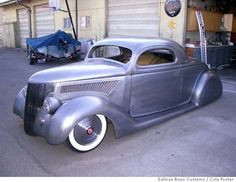 1936 Ford 3 window coupe built by Cole Foster - Google Search