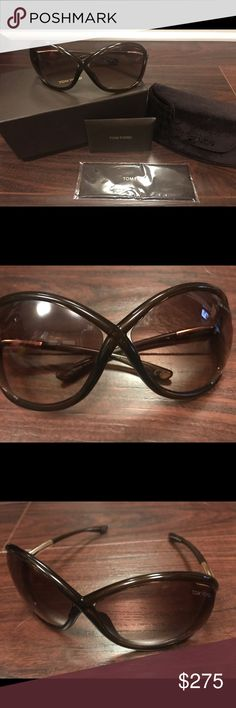 "1fc62f4c7f Tom Ford ""Whitney"" Sunglasses New Tom Ford Sunglasses - 100% Authentic  Model"