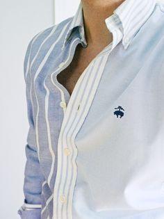 Brooks Brothers Fun Oxford Shirt