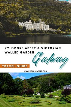 The Victorian aura that this place holds with the magical Victorian Walled Garden is something you should check out. Head on to my blog for a complete travel guide. #europe #ireland #galway #galwaygirl #connemara #touristattractions #garden #kylemoreabbey #travelguide Kylemore Abbey Ireland   Ireland Landscapes   Places To Visit   Things To Do   Ireland Landscapes   Ireland Aesthetic Connemara Ireland, Ireland Travel Guide, Walled Garden, Ireland Landscape, Europe Destinations, Bucket Lists, Travel Photos, Landscapes, Places To Visit