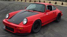 Magnus Walker Porsche 911 Carrera