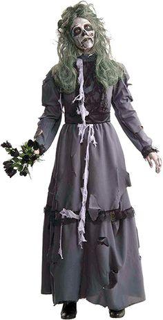 Halloween Costumes Make-up : Forum Novelties Women's Zombie Lady Costume Zombie Pirate Costume, Zombie Costume Women, Gothic Halloween Costumes, Zombie Costumes, Adult Halloween, Halloween Makeup, Girl Costumes, Adult Costumes, Costumes For Women