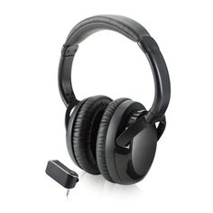 I would like something like this...  there are lots of different types and pricepoints.  HEADRUSH NOISE-CANCELLING WIRELESS HEADPHONE