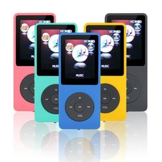 2.Top 7 Best Mp3 Player Reviews