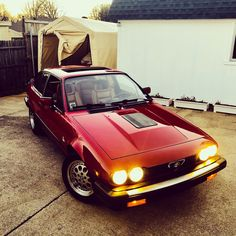 My GTV6 woke up