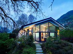 Mesmerizing Italian Countryside Masterpiece Glows in the Landscape of Lake Como