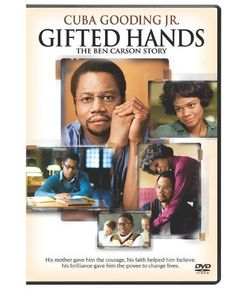 Gifted Hands: The Ben Carson Story Cuba Gooding Jr. played the role of Dr Ben Carson. Ben Carson, Film Movie, See Movie, Cuba Gooding, Films Chrétiens, Christian Films, Christian Faith, Bon Film, True Stories