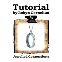 Learn to make an anticlastic necklace while attaching gemstone beads with a torch! Rock Jewelry, Unique Jewelry, Jewelry Design, Jewellery, Metal Clay, Metal Beads, Hobbies For Men, Jewelry Making Tutorials, Step By Step Instructions