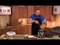 Power Pressure Cooker XL Makes Great Beef Chili in 20 Minutes - YouTube