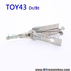 LISHI TOY43 Dr/Bt 2 in 1 Auto Pick and Decoder
