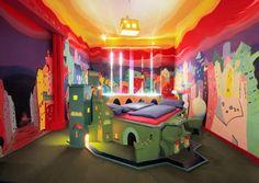 A unique design for a kiddo!    12 Coolest Bedroom Designs - Oddee.com (bedroom designs ideas, modern bedroom designs ideas)