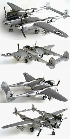 P-38 Lightning | Unknown Scale