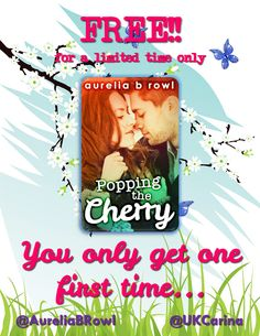 Popping the Cherry, book one in the Facing the Music series, is FREE for a limited time only so grab your copy today. Face The Music, Get One, Free Books, Teaser, Itunes, Kindle, Cherry, Novels, Posts