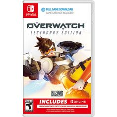 Activision Overwatch Legendary Edition for Nintendo Switch News Games, Video Games, Nintendo Console, Nintendo Switch Games, Game Update, Consoles, Card Games, Cool Things To Buy, Coding