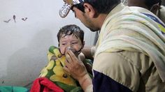 1400 people died in the chemical attacks in Ghouta 3 years ago. Here is a witness account:
