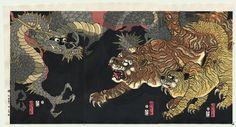 sadahide_dragon_and_tiger_triptych_5f.jpg (1065×574)