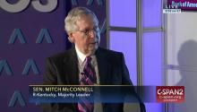 Senator McConnell on Banking Reform Bill