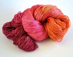Masala Superwash Merino/Cashmere/Nylon Sock by katsriversidestudio