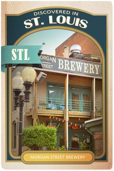 St. Louis might be best known as a baseball town, but if there's another export the city is known for it's the generations of families and breweries that have called St. Louis home. A name certainly on that list is the Morgan Street Brewery. Located inside historic Laclede's Landing, Morgan Street Brewery offers guests fresh tastes from their kitchen and barrels all year long.