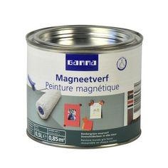 GAMMA magneetverf donkergrijs 500 ml in de beste prijs-/kwaliteitsverhouding, volop keuze bij GAMMA