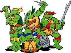 ninja pictures to color  Teenage Mutant Ninja Turtles Coloring