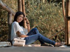 Bersandar di jembatan bambu boonpring