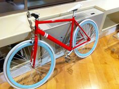 Sole Bicycle - The OFW (Limited Edition) in Lower Manhattan, Manhattan ~ Apartment Therapy Classifieds