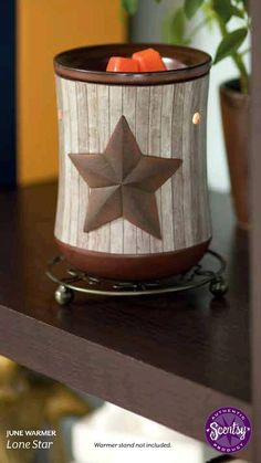 LONE STAR ~ Scentsy June 2015 Warmer of the Month Order Online ~ Ships Direct https://spollreisz.scentsy.us