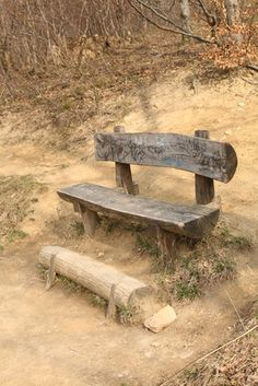 How to Build a Log Bench