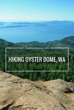 I need a solo trip asap. Hiking the Oyster Dome - one of the best scenic hikes in Washington State… Camping In Washington State, Utah Camping, Yellowstone Camping, Camping And Hiking, Hiking Trails, Bellingham Washington, Baby Hiking, Camping Cabins, Backpacking Tips