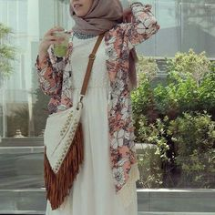 Hijab Fashion 2016/2017: Hijab fashion