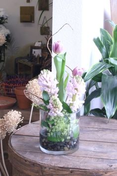 """""""Go for a Twirl"""" mother's day floral arrangement by Gaia Flowers"""