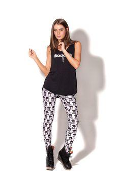 AT-AT Leggings | Black Milk Clothing