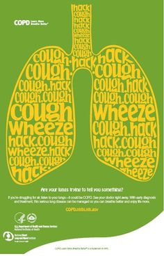 November is COPD Awareness Month. Learn about COPD here! #lungs #health