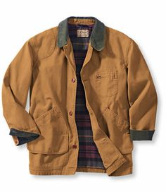 Find the best Men's Original Field Coat, Cotton-Lined at L. Our high quality Men's Outerwear and Jackets are thoughtfully designed and built to last season after season. Field Jacket, Looks Cool, Aesthetic Clothes, Casual Outfits, Poses, The Originals, My Style, How To Wear, Shirts