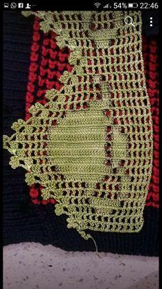 Filet Crochet, Crochet Stitches, Crochet Top, Cross Stitch Kitchen, Bows, Blanket, Knitting, Elsa, Pattern