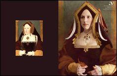The six wives of King Henry VIII back to life : Catherine of Aragon. Photography: Milena Murawska, model: Katarzyna Maciejewska