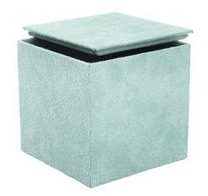 Tároló doboz EGMUND 10x10x10cm zöld | JYSK