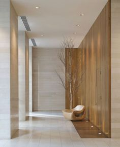 43 Ideas for elevator lobby seating interior design Architecture Restaurant, Interior Architecture, Classical Architecture, Hotel Interiors, Office Interiors, Lobby Interior, Interior And Exterior, Commercial Design, Commercial Interiors