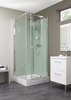 Pinterest the world s catalog of ideas - Cabine douche integrale 90x90 ...