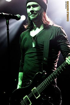 Myles Kennedy Alter Bridge | Recent Photos The Commons Getty Collection Galleries World Map App ...
