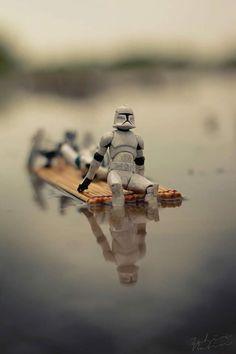 ... fantásticas aventuras dos action figures de Star Wars | ROCK'N TECH Interested in a Fantastic Discount? - Navigate over to - http://swt.myzenyak.com/i0001 #DaisyRidley