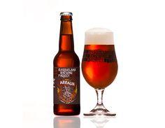Arraun Amber Ale | Basqueland Brewing Project