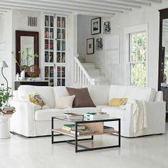 white sofa love | blueprint: White Sofas?