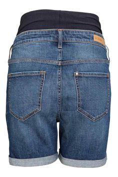 МАМА Джинсовые шорты | H&M
