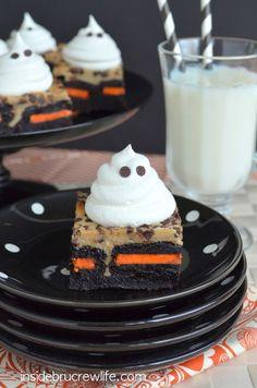 Coffee Cheesecake Oreo Brownies photo