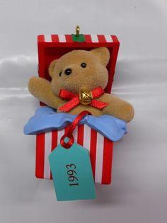"Hallmark Keepsake Ornament ""A Child's Christmas"" 1993"