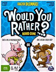 Would You Rather Game for Kids, Tweens and Teens