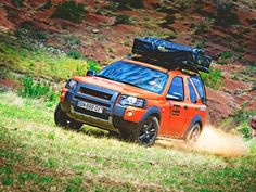 G4 Challenge Freelander is free as the wind! | LRO.com UK